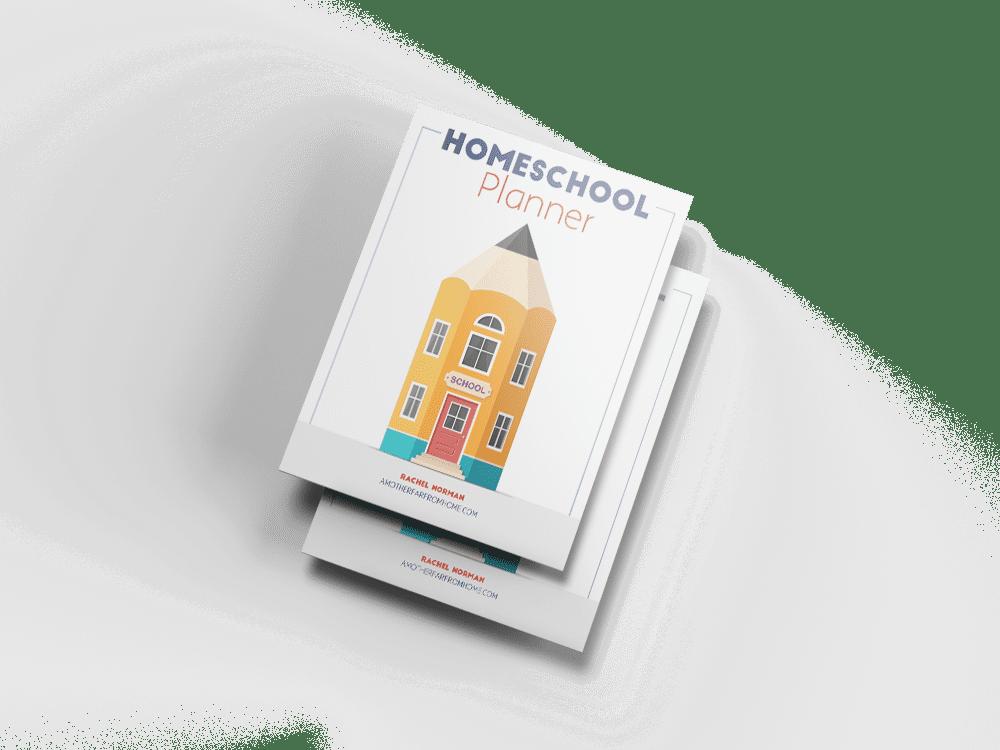 planificador de lecciones en casa