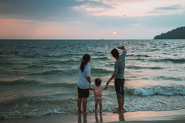 5 actividades de verano con papá