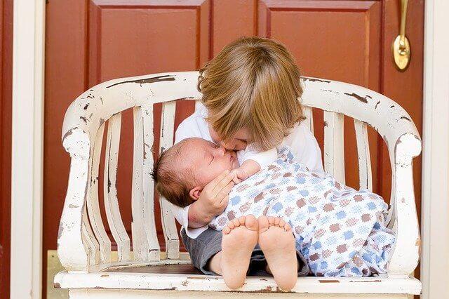 5 cosas para usar con su bebé todos los meses durante meses