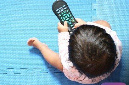 Niños y la tecnología de comunicación
