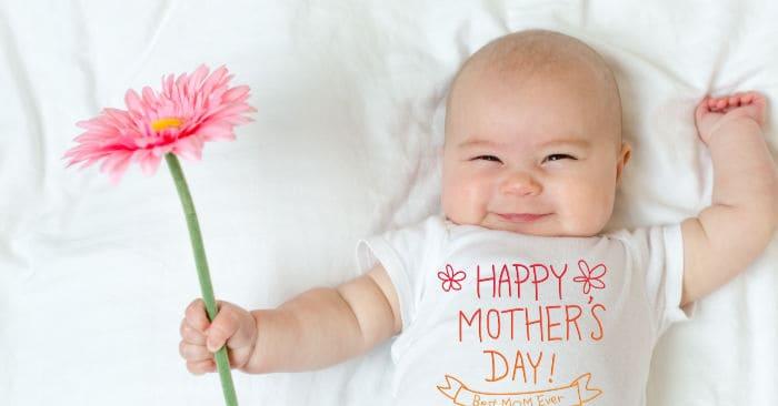 Regalos bien pensados que los niños pueden obtener (o ganar) para una madre en el Día de la Madre.