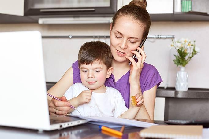 Rutinas para después de la escuela sin estrés que a sus hijos les encantarán