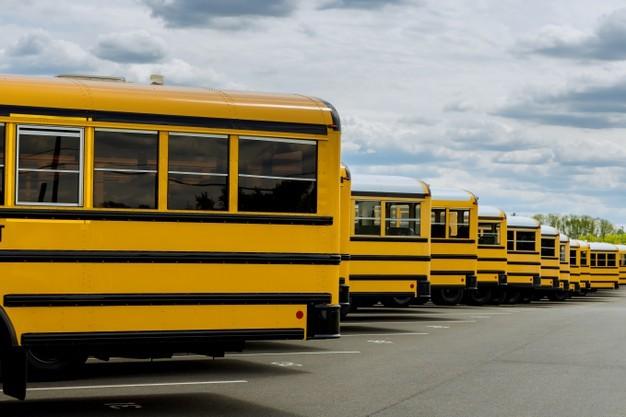 4 lecciones de seguridad en el autobús escolar para niños