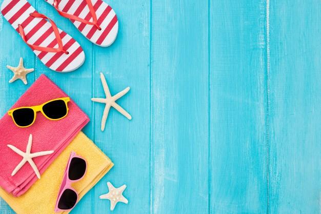 Aprendizaje y actividades de verano para niños.