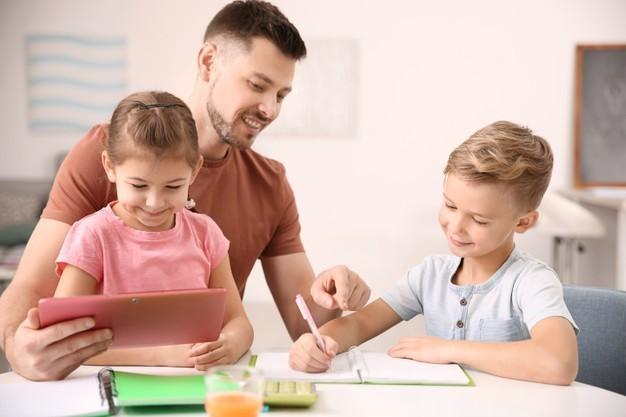 5 formas de resolver la tarea de su hijo
